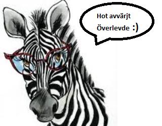 Zebra tanke